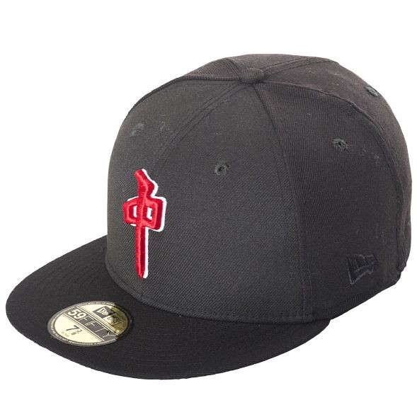 RED DRAGON - NEW ERA HAT DYNASTY BLACK/RED