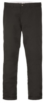 DICKIES - KHAKI PANT BLACK SLIM FIT