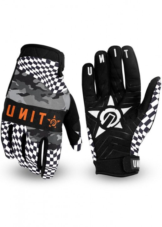 UNIT - BULLETIN GLOVES CAMO