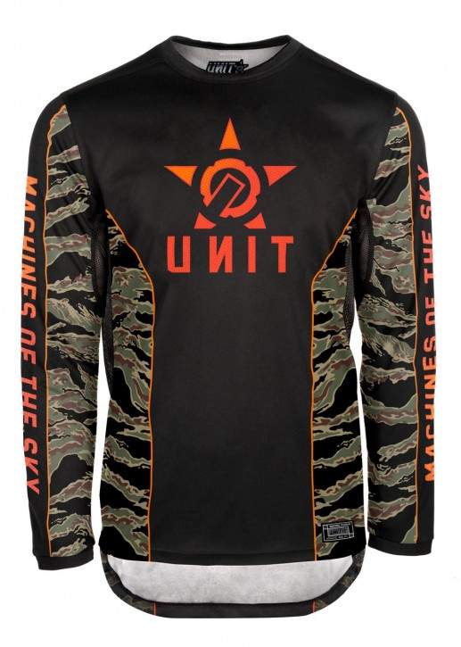 UNIT - UNKNOWN MX JERSEY CAMO XL