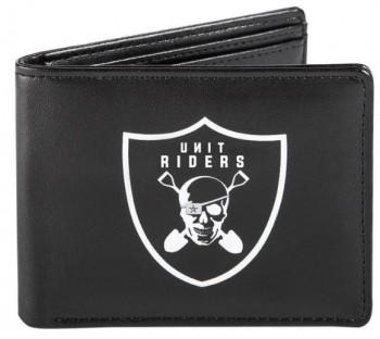 UNIT - RIDERS WALLET BLACK ONE SIZE