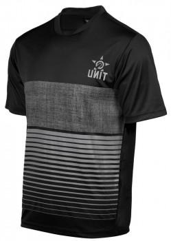 UNIT - TRAILS MTB JERSEY BLACK L