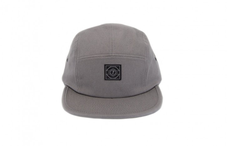 HÄ - THE 5 PANEL CAP GREY