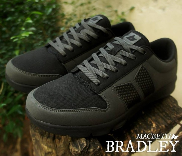 MACBETH - BRADLEY GREY/BLACK