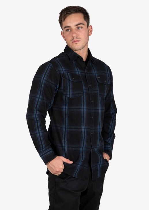 UNIT - NEWTOWN FLANNEL BLUE