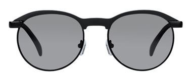 FILTRATE - COWLEY BLACK CLEAR MATTE/GREY POLAR LENS