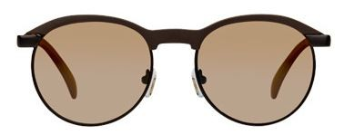 FILTRATE - COWLEY CHOC ORANGE MATTE/BROWN POLAR LENS ONE SIZE