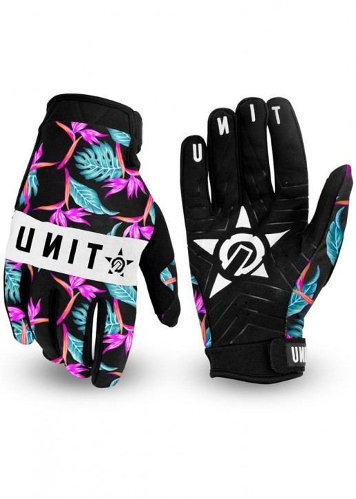 UNIT - VACATION GLOVES BLACK