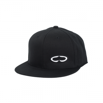 SRH - OG SPADE FITTED HAT BLACK
