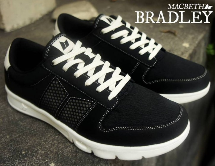 MACBETH - BRADLEY BLACK/CEMENT