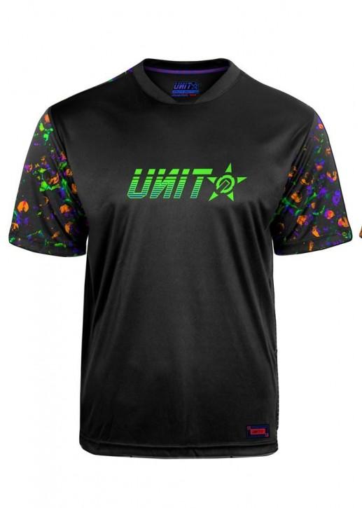 UNIT - POPCITY MTB JERSEY BLACK XL