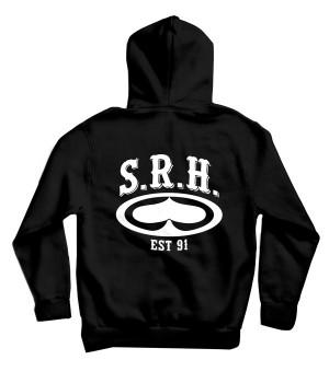 SRH - ROCKER PULLOVER BLACK
