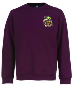DICKIES - REDWATER PULLOVER MAROON