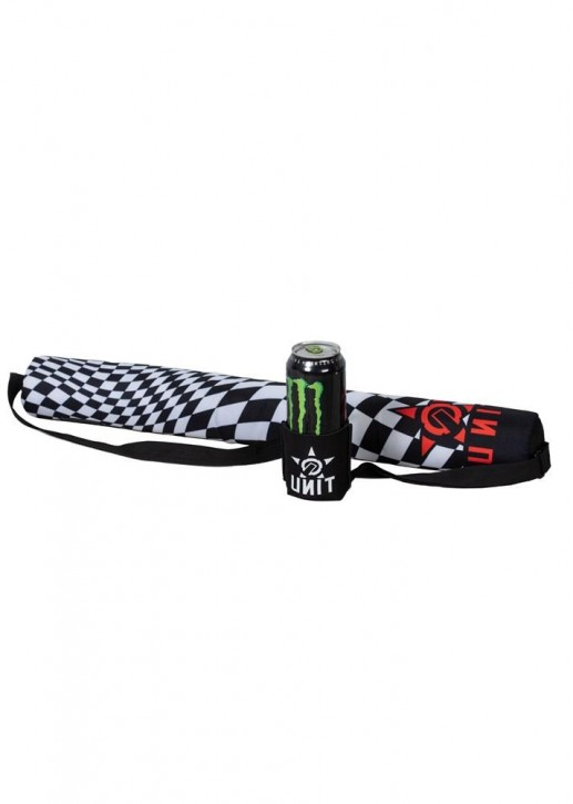 UNIT - BEER SLING CHECKERS BLACK