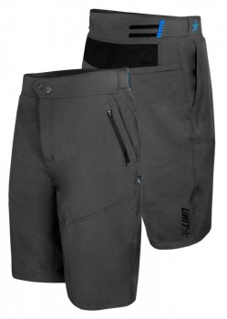 UNIT - EXCESS MTB SHORTS D.GREY