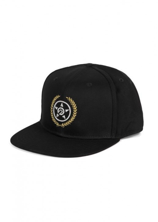 UNIT - GRANT CAP BLACK ONE SIZE