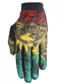 UNIT - RIDING GLOVES ONE LOVE MULTI