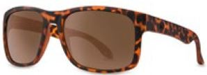 FILTRATE - CONTINENTAL MATTE TORT/BRONZE POLARIZED ONE SIZE
