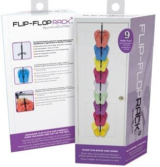 PERFECT CURVE - FLIP FLOP RACK 9
