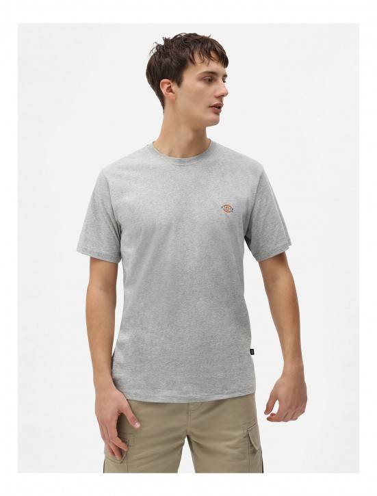 DICKIES - MAPLETON T-SHIRT GREY MELANGE