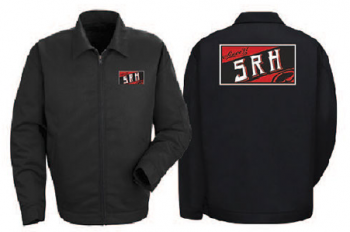 SRH - GRAND GARAGE JACKET BLACK XL