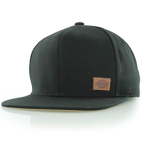 DICKIES - MINNESOTA SNAPBACK HAT BLACK