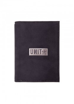 UNIT - PURSUIT WALLET BLACK