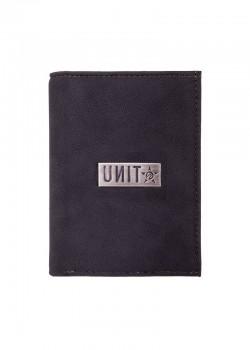 UNIT - PURSUIT WALLET BLACK ONE SIZE