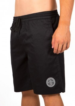 UNIT - KINGPIN BOARDSHORTS BLACK