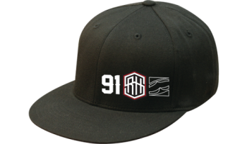 SRH - PIT CREW HAT BLACK  L/X