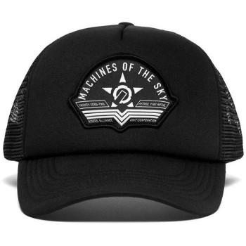 UNIT - FLIGHT TRUCKER CAP BLACK