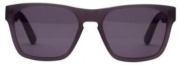 FILTRATE - STRUMMER MATTE CLEAR GREY/GREY POLARIZED LENS