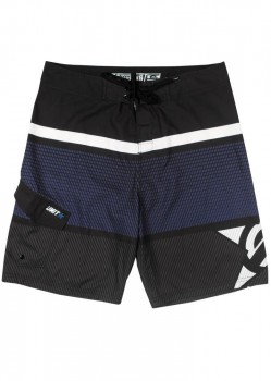 UNIT - FLUX BOARDSHORTS BLUE
