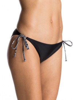 ROXY - MIX ADVENTURE BIKINI BOTTOM BLACK
