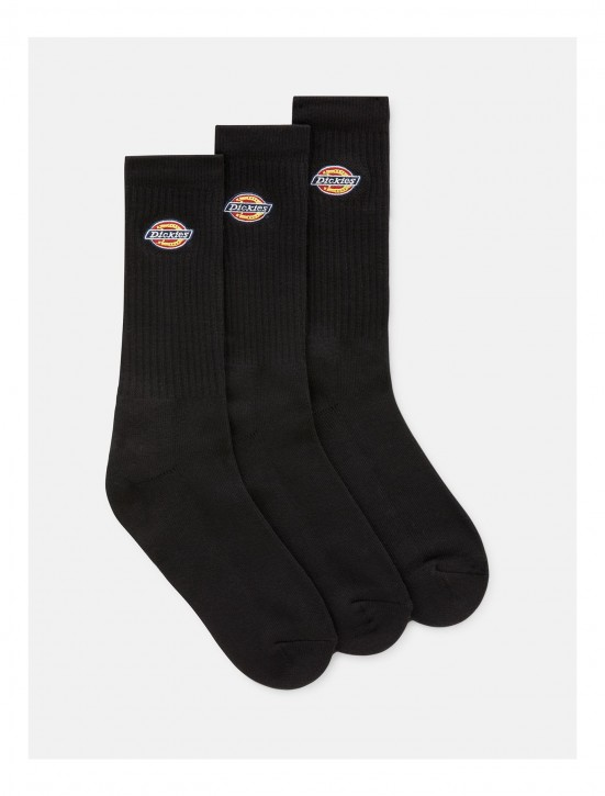 DICKIES - VALLEY GROVE SOCK BLACK