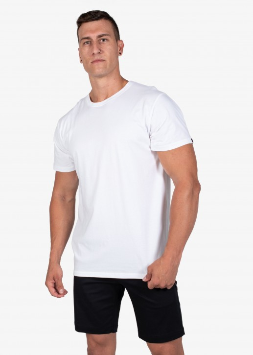 UNIT - ESSENTIAL TEE WHITE
