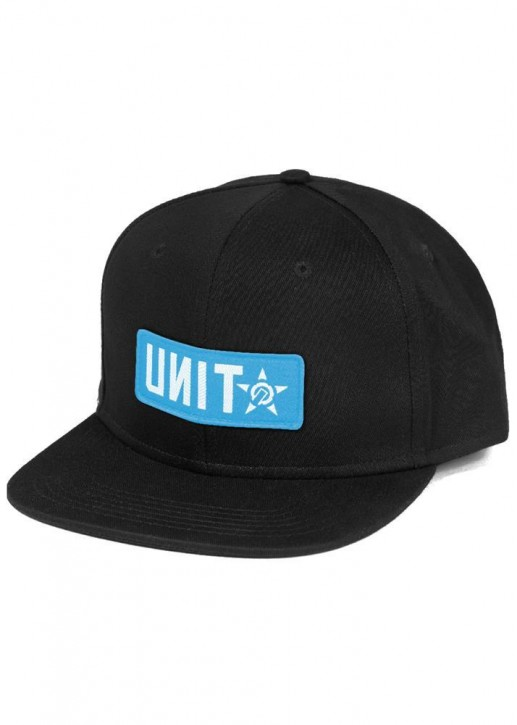 UNIT - CLAIM YOUTH SB CAP BLACK