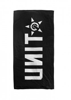 UNIT - CONDUCT TOWEL BLACK