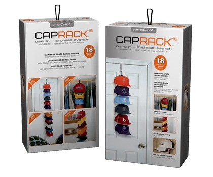 PERFECT CURVE - CAP RACK 18 SYSTEM