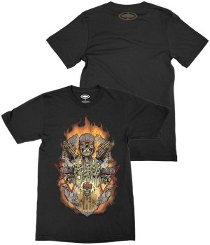 SRH - DEAD SET SHIRT BLACK