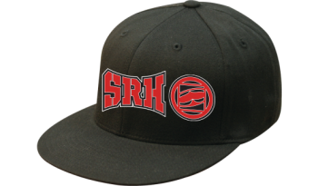 SRH - DIRECT HIT HAT BLACK