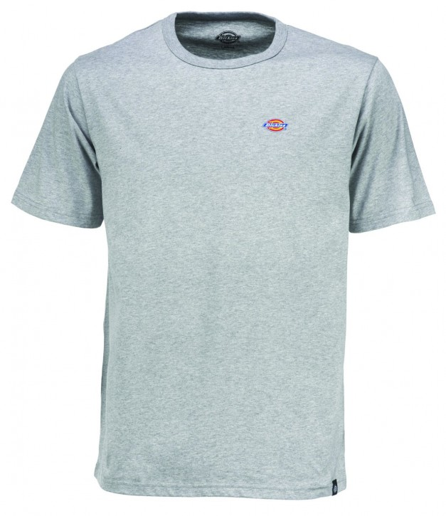 DICKIES - STOCKDALE T-SHIRT GREY MELANGE