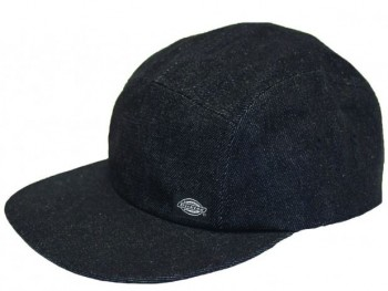 DICKIES - CAVE SPRINGS 5 PANNEL CAP BLACK