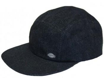 DICKIES - CAVE SPRINGS 5 PANNEL CAP BLACK