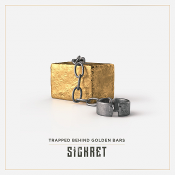 SICKRET - TRAPPED BEHIND GOLDEN BARS CD ONE SIZE