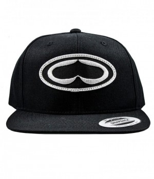 SRH - SPADE PATCH SNAPBACK HAT BLACK