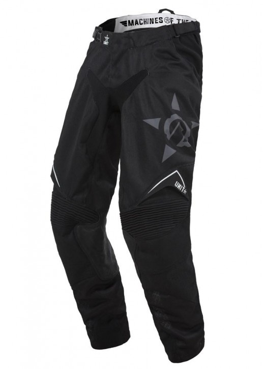 UNIT - SHADOW MX PANTS BLACK
