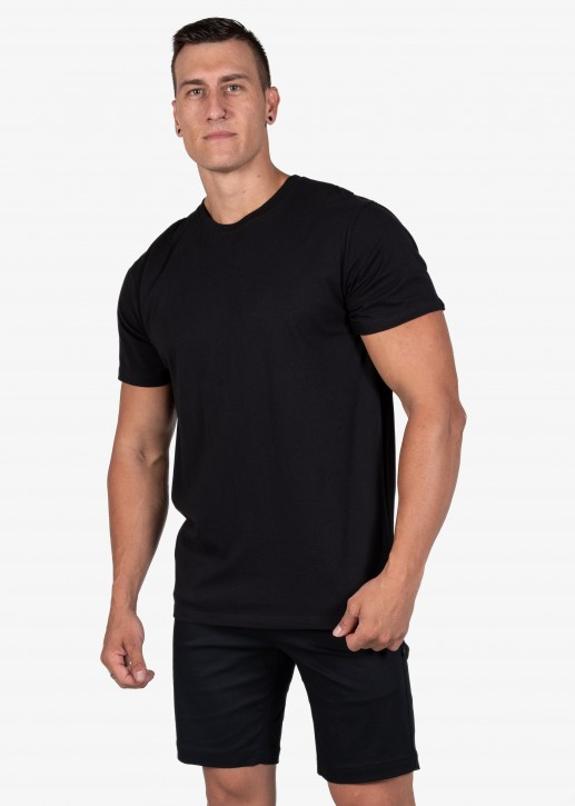 UNIT - ESSENTIAL TEE BLACK