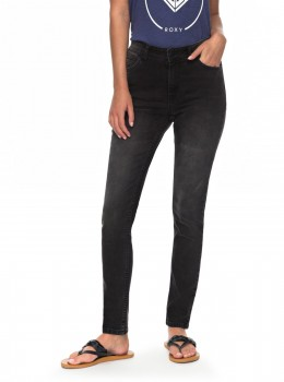ROXY - BOAT HARBOR SKINNY JEANS BLACK