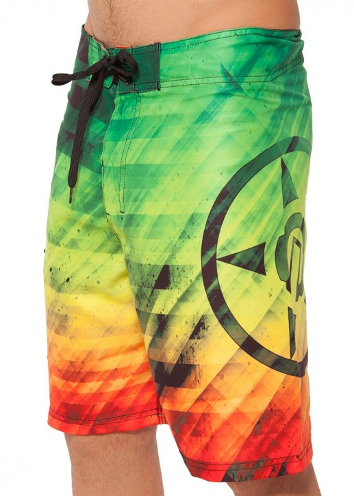 UNIT - FRICTION BOARDSHORT MULTI